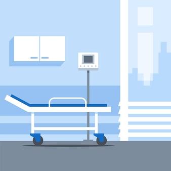 Hospitalinterior  room