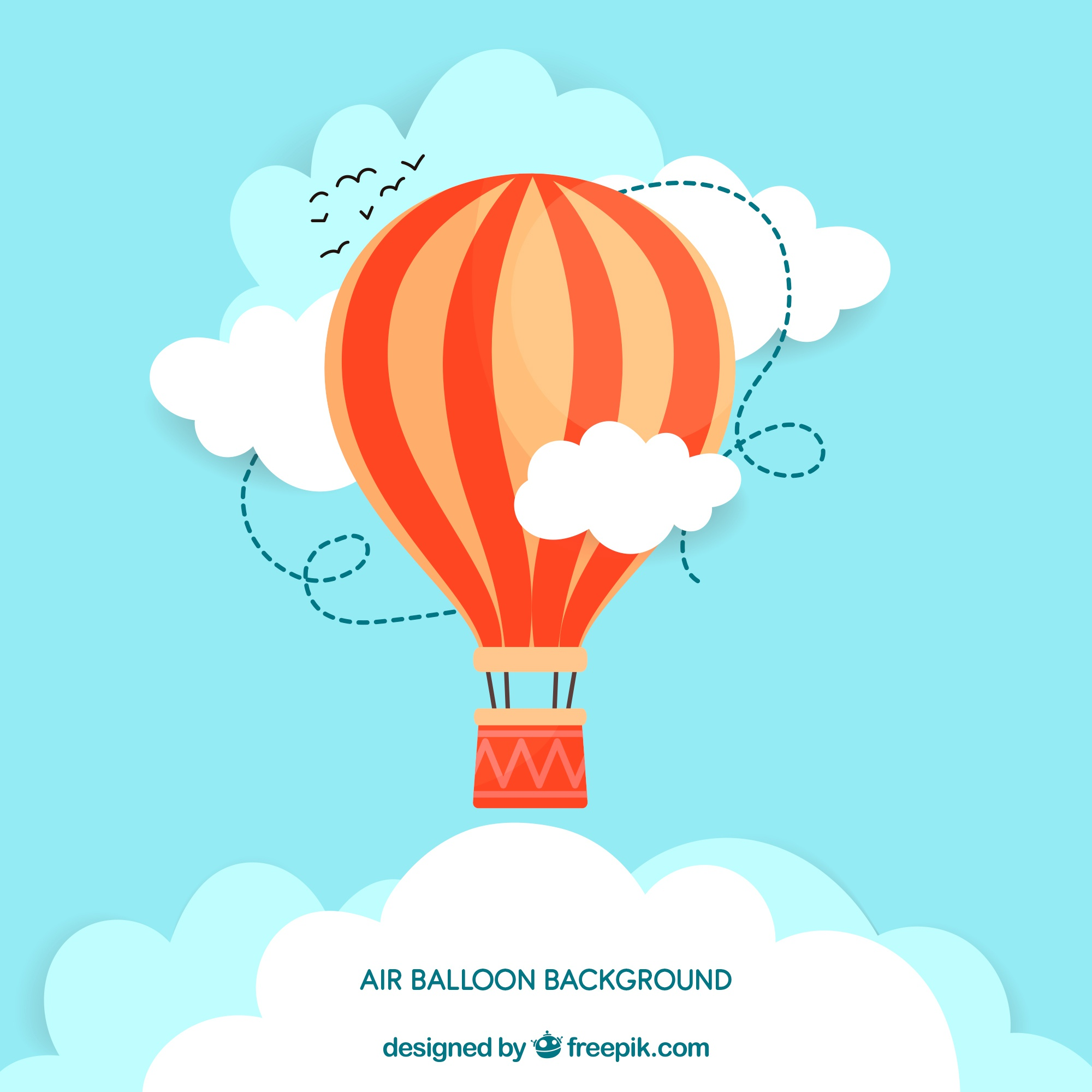 hot air balloon vectors  photos and psd files free download vector balloons png vector balloons font