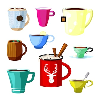Hot drinks set