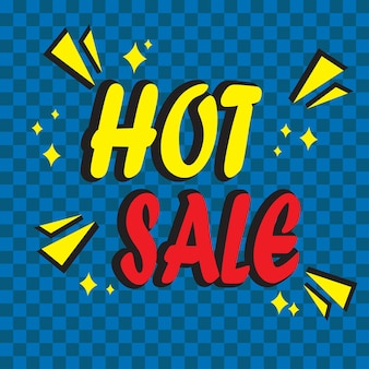 Hot sale comic style text background