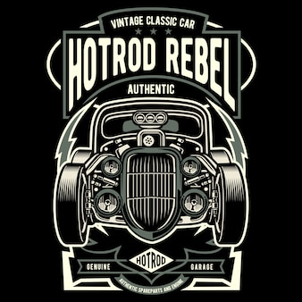 Hotrod rebel