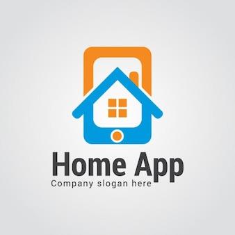Дом app логотип
