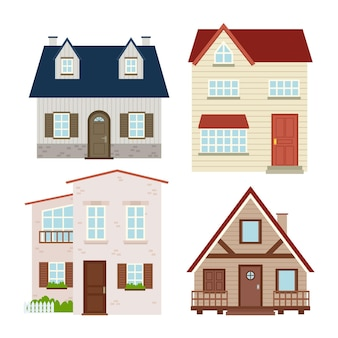 House collection design