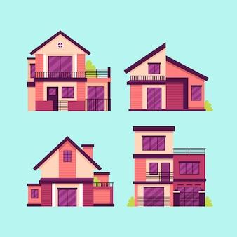 Концепция коллекции дома
