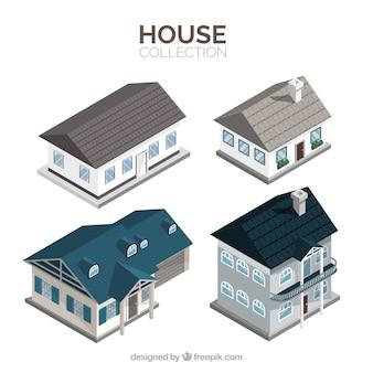 현실적인 디자인의 하우스 컬렉션