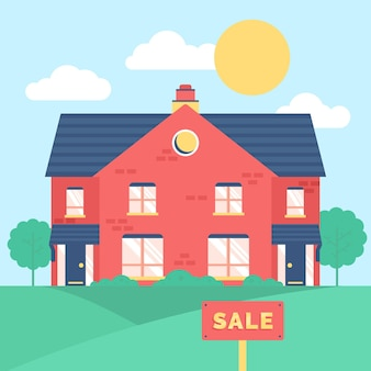 판매 개념에 대 한 집