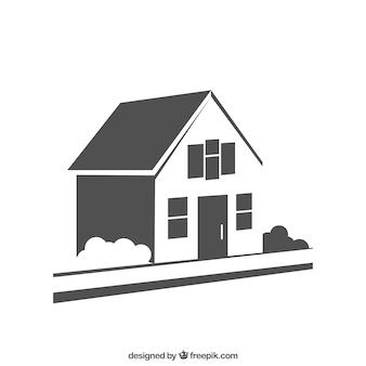 Дом значок