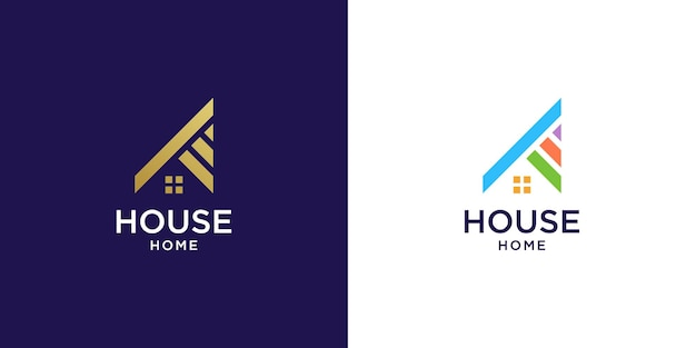 House logo for real estate