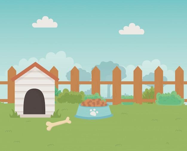 House for mascot design vector illustrator