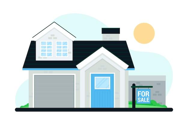 Casa in vendita con segno