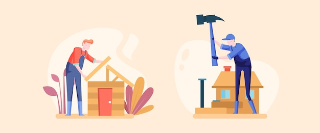 가정 및 혁신 직업