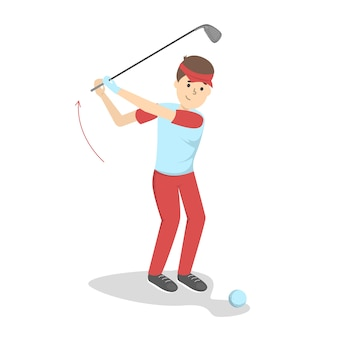How to play golf guide for beginners