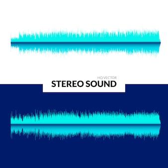 Hq vectorの音波。