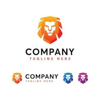 Современный шаблон журнала hrad lion