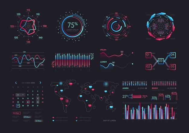 Интеллектуальные технологии hud векторный интерфейс