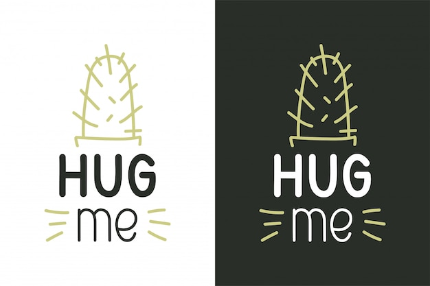 Hug me inspirational quote