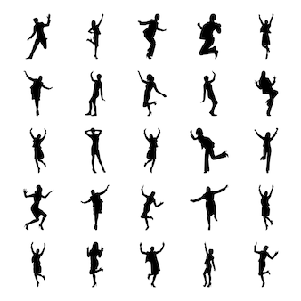 Human pictograms pack