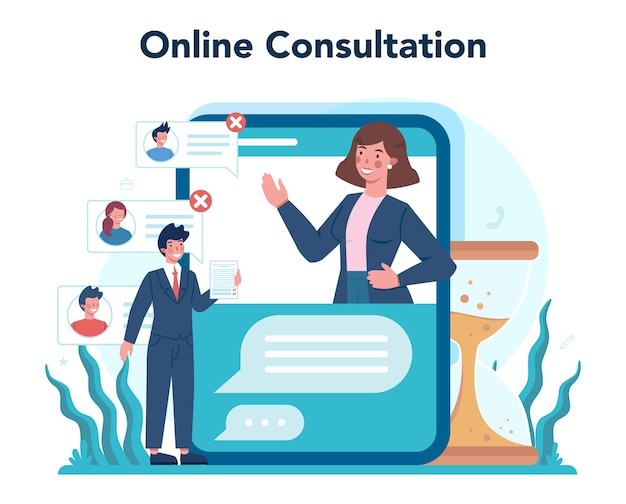 Онлайн-сервис или платформа отдела кадров