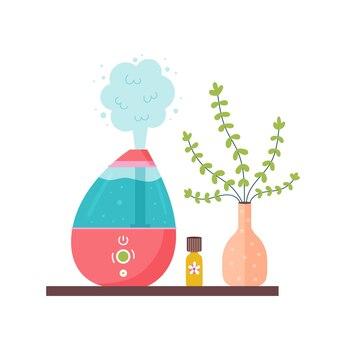 Полка увлажнителя ароматического масла