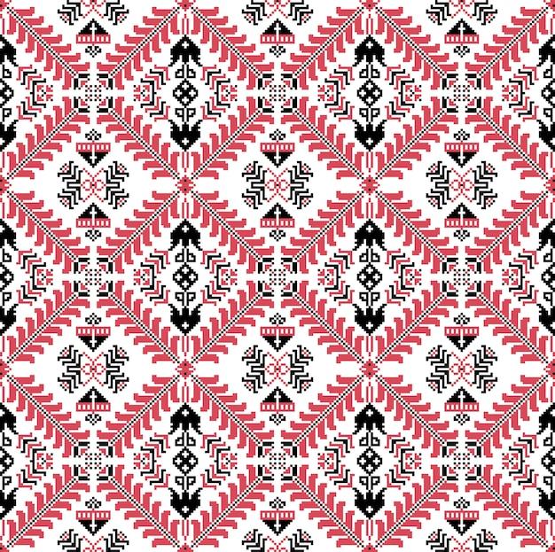 Hungarian pixel pattern