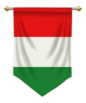 Hungary pennant