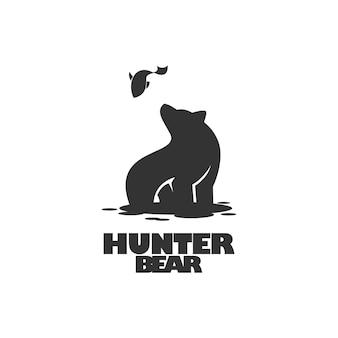 Hunter bear