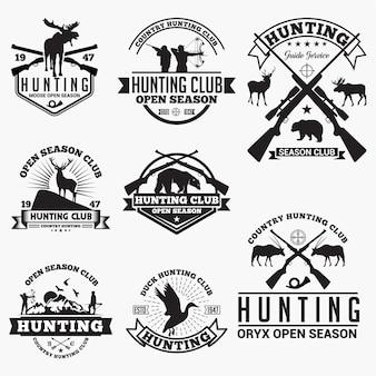 사냥 배지