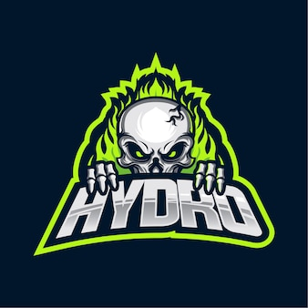Hydro esports logo