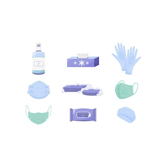 Hygiene and disinfection products