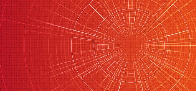 Hyperspace speed motion background