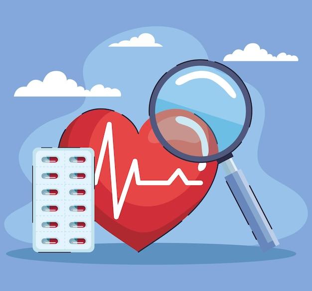 Hypertension disease three elements