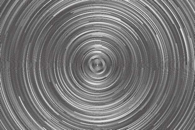 Hypnotic spiral abstract background