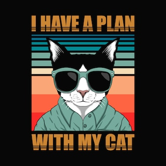 I have a plan with my cat retro.