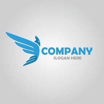 Icarus wing logo