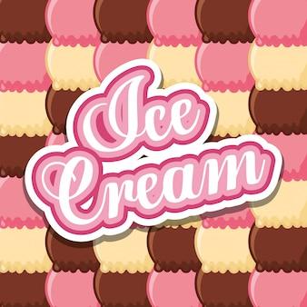 Ice cream tasty image