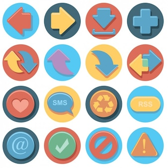 Мультимедиа icon collection