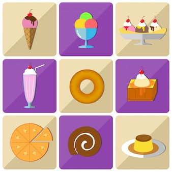 Icon dessert