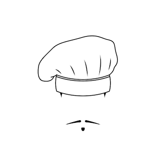 Icon french chef