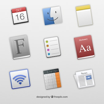 Icons for mac apps