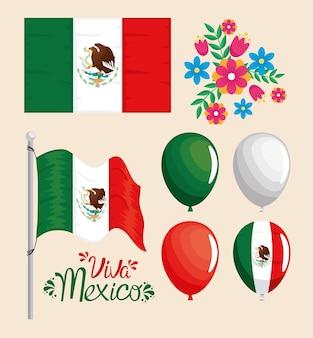 Иконы viva mexico