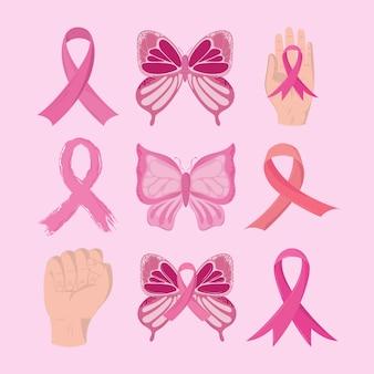 아이콘 설정 유방암