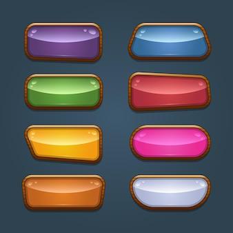 Set di icone per il gioco