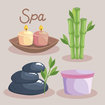 Icons of spa