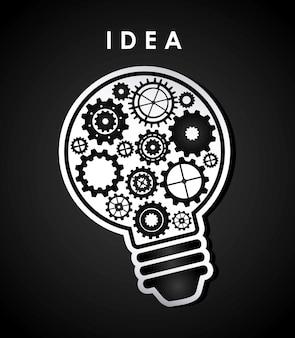 Значок идеи