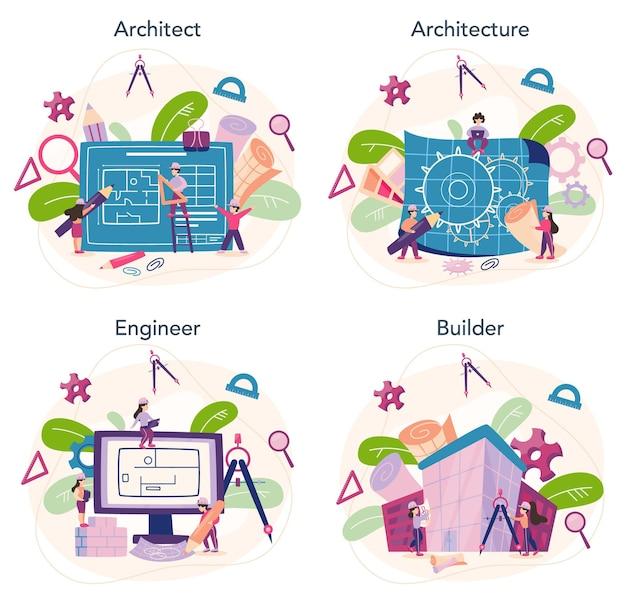 Идея строительного проекта и строительных работ
