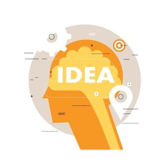 Ideas background design