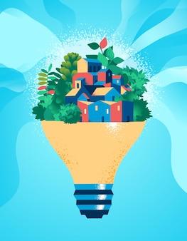 持続可能な地球と未来のためのアイデア