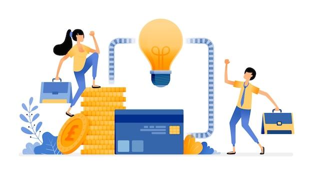 Идеи для управления финансами