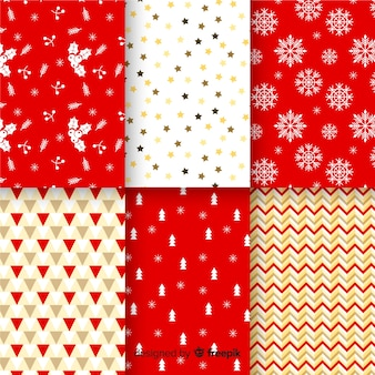 Ign christmas pattern pack