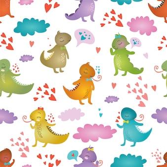 Iguana pattern